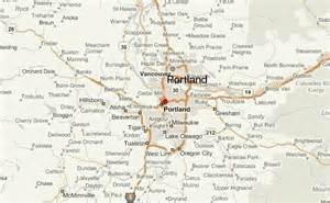 map of multnomah county oregon portland location guide