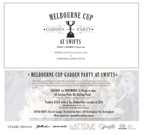 invitation designs melbourne 13 best ladies day images on pinterest petit fours
