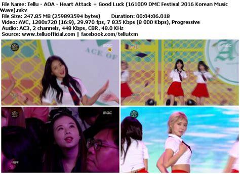 download mp3 exo heart attack korean version download perf aoa heart attack good luck dmc