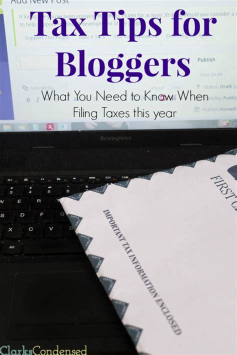 great tax tips valuable information for the tax challenged books blogging tax tips