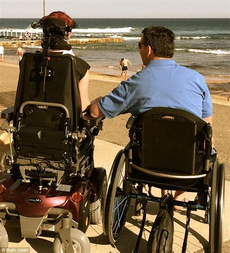 Chair Disc The Sydney Family With Two Wheelchair Bound Parents