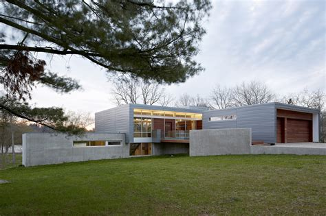 studio house riverview house studio dwell architects archdaily