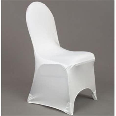 housse de chaise mariage lycra location de housse de chaise reims en lycra blanc avec ou