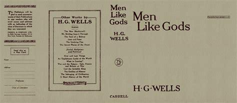 Men Like Gods H G Wells