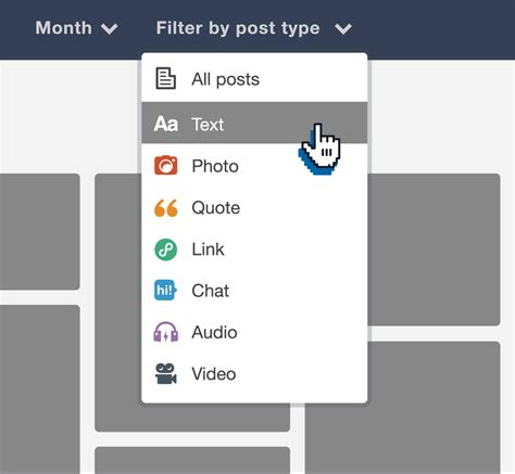 This Post Is The Original Content Of Dating by Now Lets You Filter Post Archives By Content Type