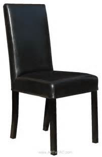 Black leather dining room chairs and leather bar stools by artefac quot
