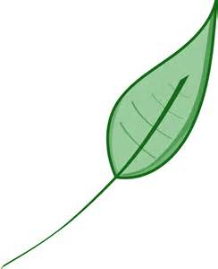 Green Leaf Outline Png by Green Leaf By Laobc A Simple Green Leaf Uma Folha Verde Simples