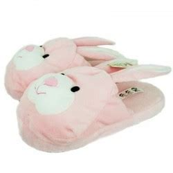 mens pink bunny slippers the whole ten yards bruce willis 2004 snag the look
