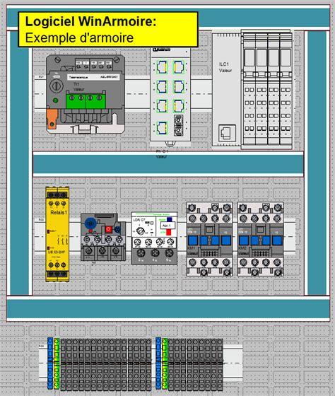 logiciel armoire electrique telecharger winarmoire demo gratuit electromecanique