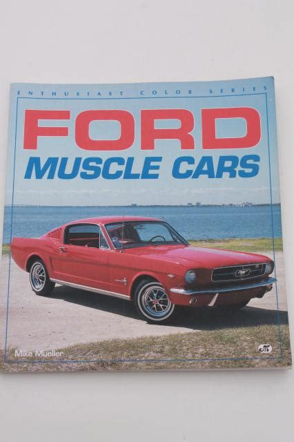 books on how cars work 1993 ford club wagon head up display motorbooks ford muscle cars 1993 vintage car photos 70s hot rods