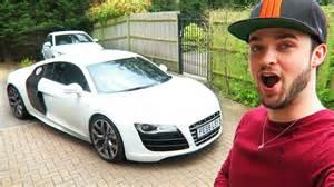 i my new car my new new car