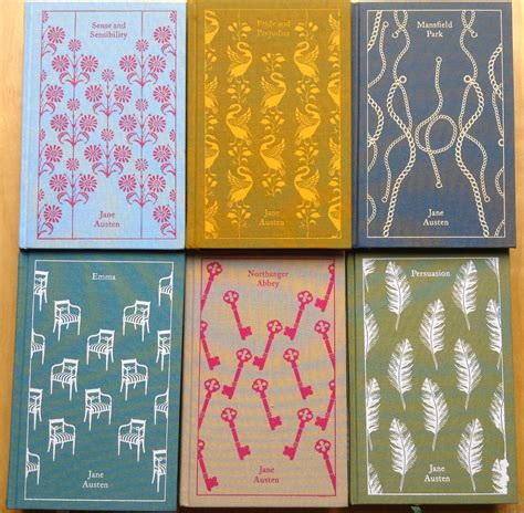 austen the complete works classics hardcover boxed set a penguin classics hardcover babblings of a bookworm september 2014