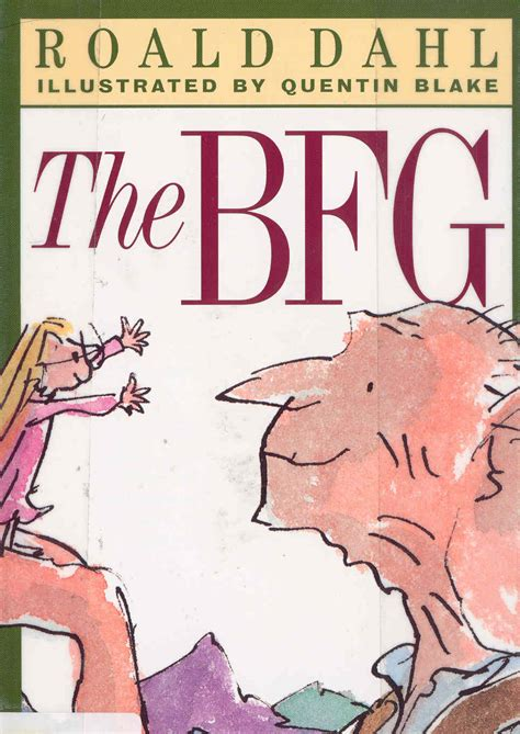 A Gifted Book bfg