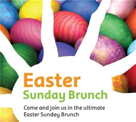 Come With Me Easter Brunch The Look by Easter Sunday Brunch At Phuket