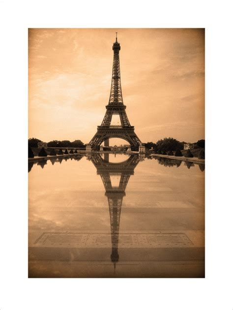 parisien reflection art print buy at abposters com