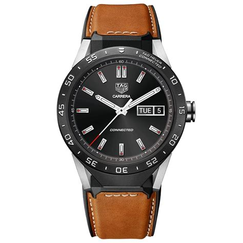 tag heuer connected smartwatch sar8a80 ft6045 from berry s