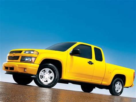 2007 chevrolet colorado extended cab pricing ratings reviews kelley blue book