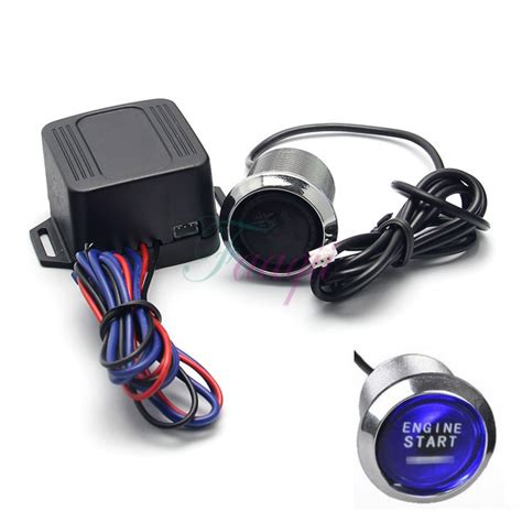 ford push button start kit ignition engine switch ebay ford push button start kit ignition engine switch
