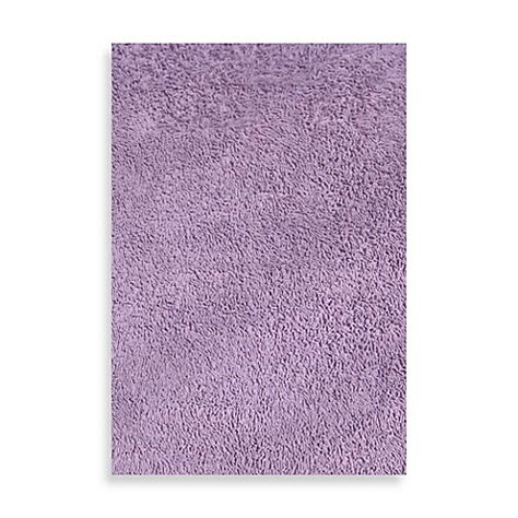 Lavender Area Rug Rugs Chenille Cotton Shag Area Rug In Lavender Bed Bath Beyond
