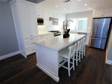 a1 kitchens and bathrooms irvine white transitional l shaped kitchen and bathroom