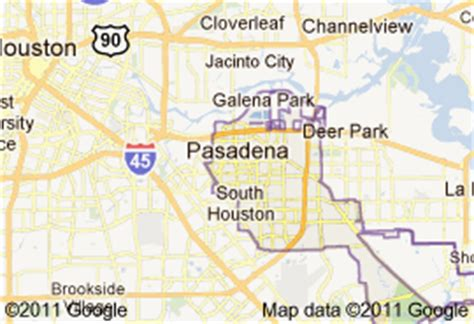 pasadena texas map pasadena social security lawyer pasadena disability claims lawyer office of gerard lynch