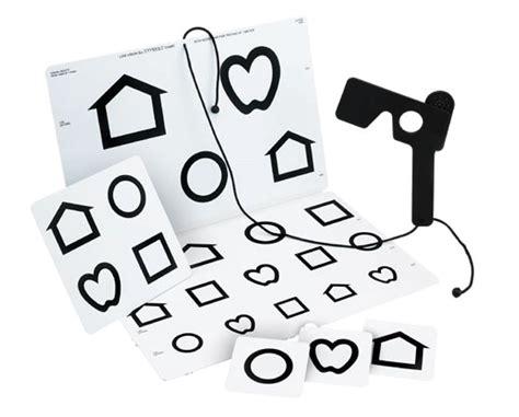 printable lea symbols eye chart maxiaids lea symbols chart for vision rehabilitation