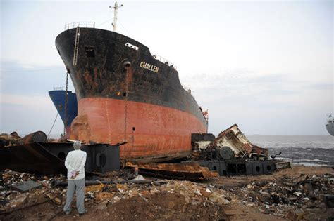 titanic boat hindi india scrap ship market is squeezed by exchange rates