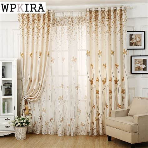 fancy curtains for living room online buy wholesale fancy living room curtains from china