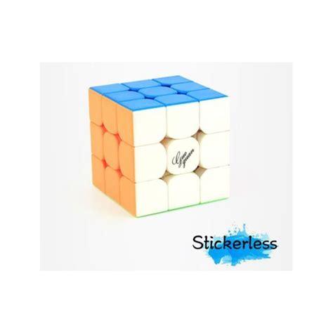 Rubik 3x3 Moyu Guoguan Yuexiao Speed Cube Primary Edition moyu guoguan yuexiao pro 3x3x3 base negra maskecubos