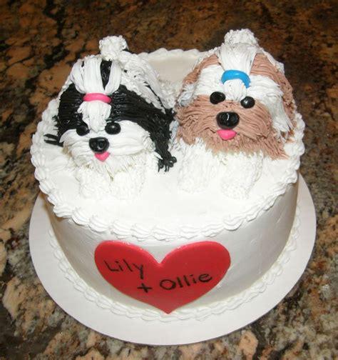shih tzu cake shih tzu cake cakesbylynn