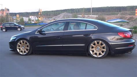 volkswagen passat r line rims my passat cc on bentley rims and air