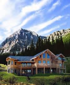home in the mountains 1000 ideas about mountain houses on pinterest mountain