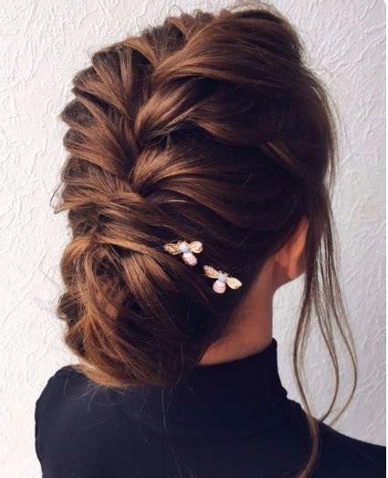 hair style for a nine ye coiffures soir 233 e 2018 coiffures soir 233 e cheveux mi longs