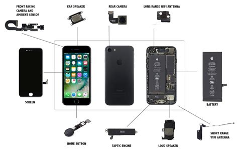 apple iphone   parts repair replacement service