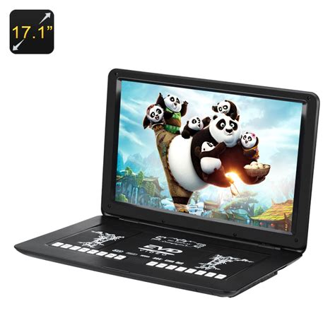 Dvd Portable Led Tv 98 Inch wholesale portable dvd player 17 1 inch dvd player from