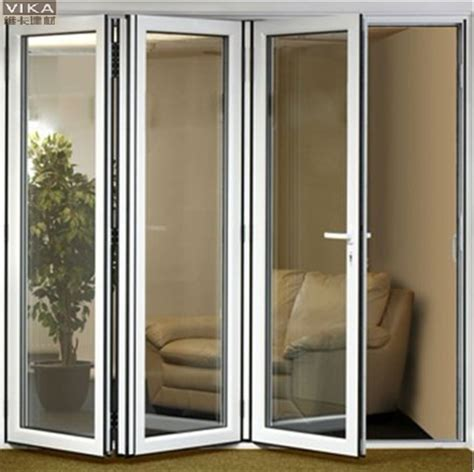 Indoor Outdoor Doors Indoor Outdoor Folding Sliding Door From China Manufacturer Wuxi Vika Building Material Co Ltd