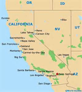 california map palm springs palm springs lodging alluradirect