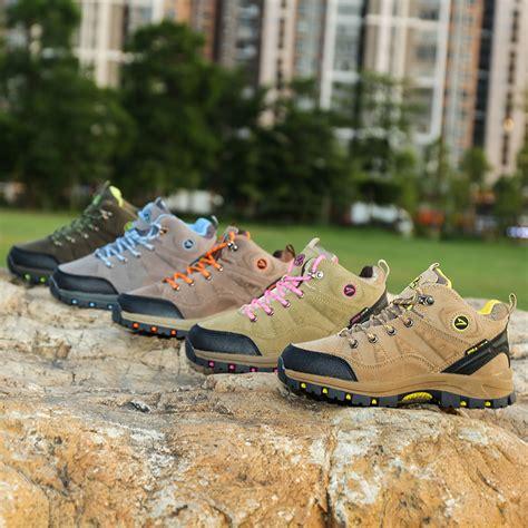 Hiking Shoes Snta 472 Sepatu Gunung Green Yellow jual sepatu gunung hiking boot outdoor snta 608 series