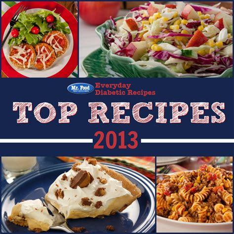 top 20 most popular recipes in 2013 kevin amanda our 100 best recipes of 2013 everydaydiabeticrecipes com