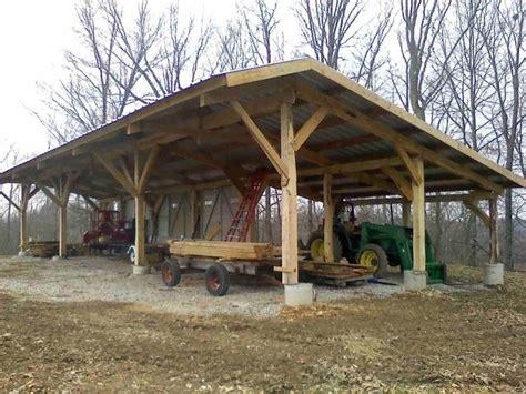 tractor shed images  pinterest sheds cabana
