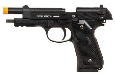 Korek Pistol Baretta Black elite beretta m92 a1 semi auto co2 blowback pistol
