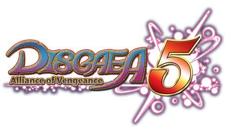 disgaea  alliance  vengeance logo artwork official ps