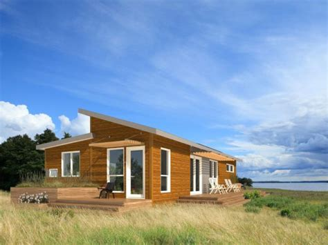 best eco friendly modular homes for the eco conscious
