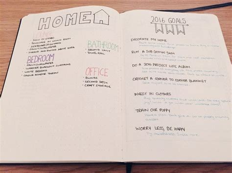 17 best images about diy bullet journal on