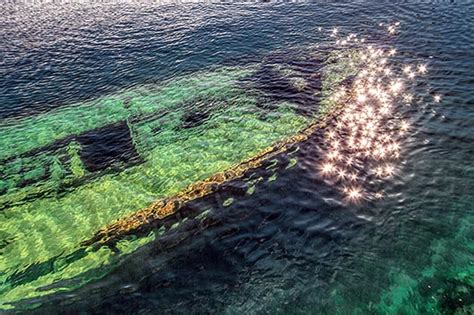 Sweepstakes Tobermory Ontario - the sweepstakes shipwreck 13247 photo gordon w photos at pbase com