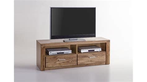 Tv Kommode by Tv Kommode Tabea Tv Board Lowboard In Wildeiche Teil Massiv
