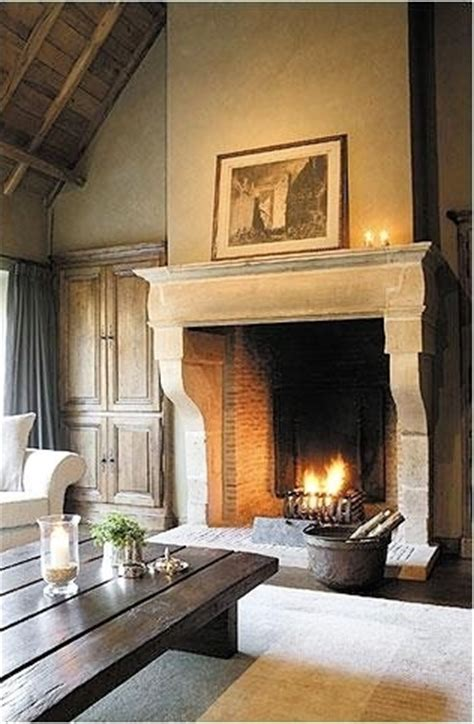 Large Fireplace by 15 Fireplaces So Large So Grand You Can Almost Walk