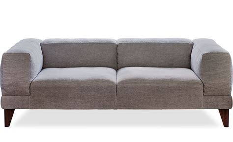 5 seat sectional sofa hub 2 5 seat sofa hivemodern com
