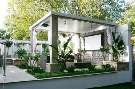 Veranda Vorm Haus by Warum Ist Die Pergola Aus Metall So Toll Archzine Net