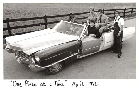 Carl Perkins Cadillac by One At A Time Johnny Detroit Mi Image
